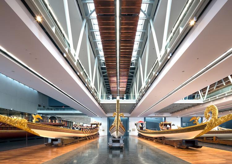Istanbul Maritime Museum / TEGET, © Alican Aktürk