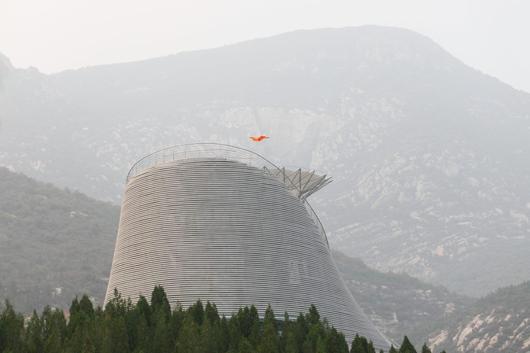 Shaolin Flying Monks Theatre / Mailitis Architects, © Ansis Starks