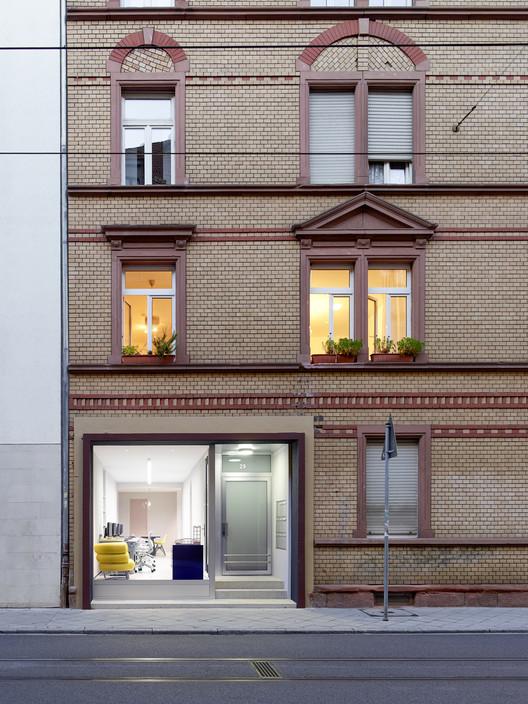 RS29 / Ecker Architekten | ArchDaily