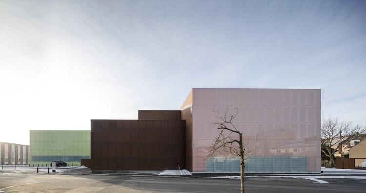 Teatro Vendsyssel / schmidt hammer lassen architects, © Adam Mørk