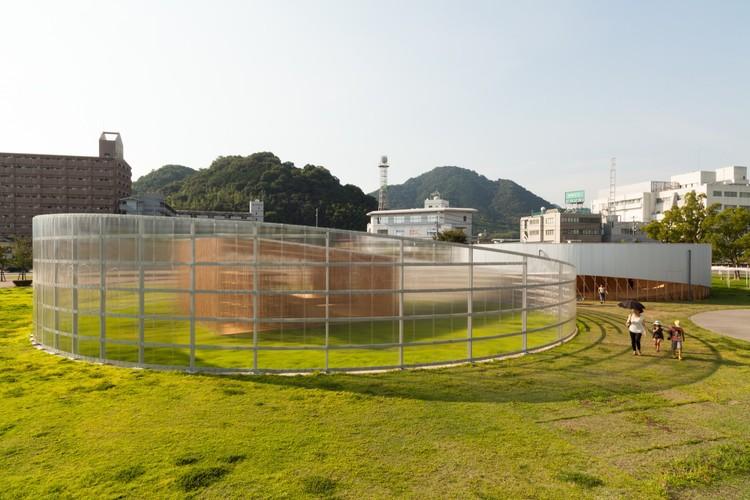 Pavilhão Korogaru / ASSISTANT, © YCAM