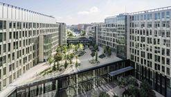 Sede principal da Veolia / Dietmar Feichtinger Architectes