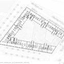 Headquarter veolia dietmar feichtinger architectes for 100 floors 3rd floor