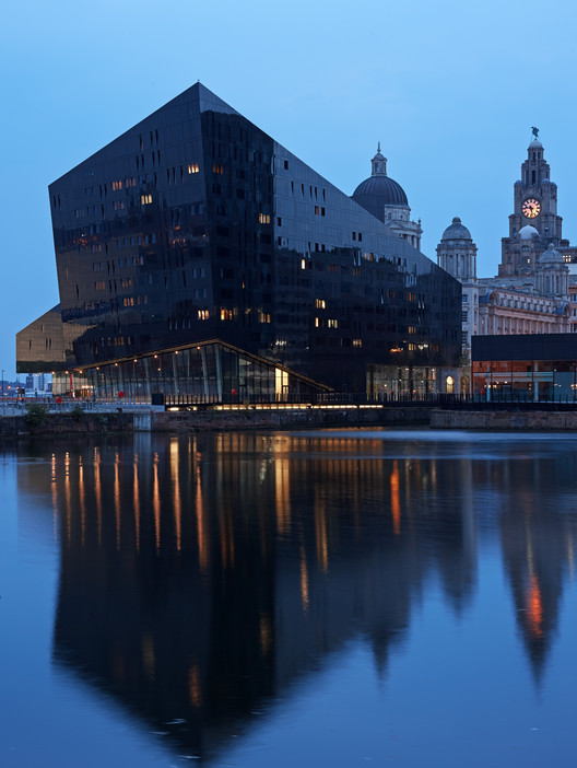 RIBA's New National Architecture Centre Will Celebrate Liverpool's Architectural History, © Edmund Sumner