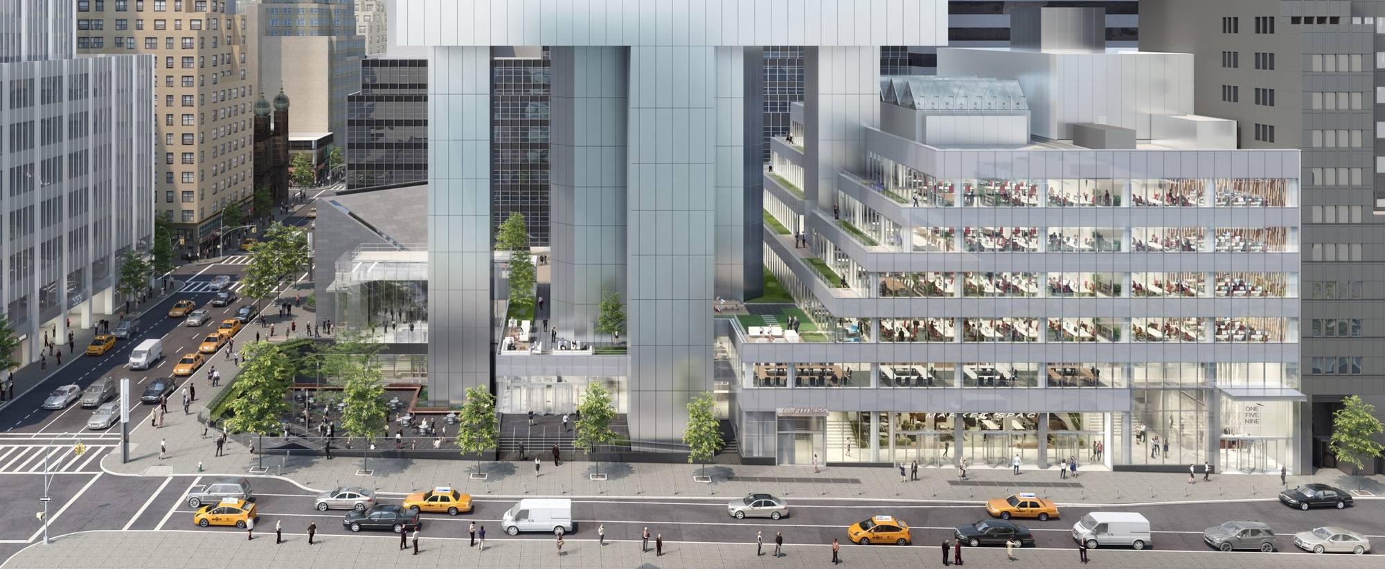 gensler to complete 200 000 square foot renovation of new