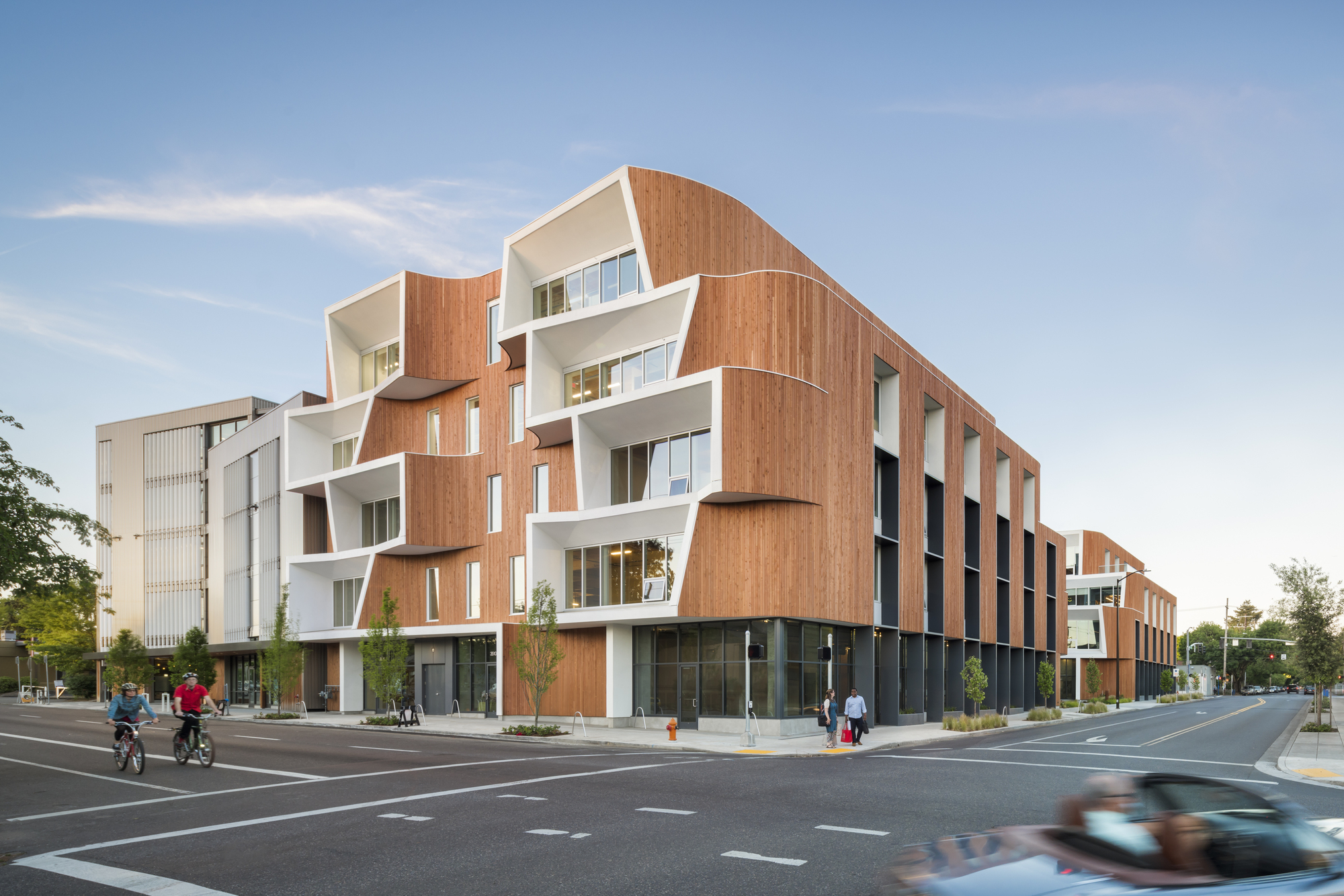 Architecture one north / holst architecture | archdaily