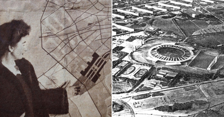 Itala Fulvia Villa: una influencia en el urbanismo argentino, vía Un Día | Una Arquitecta
