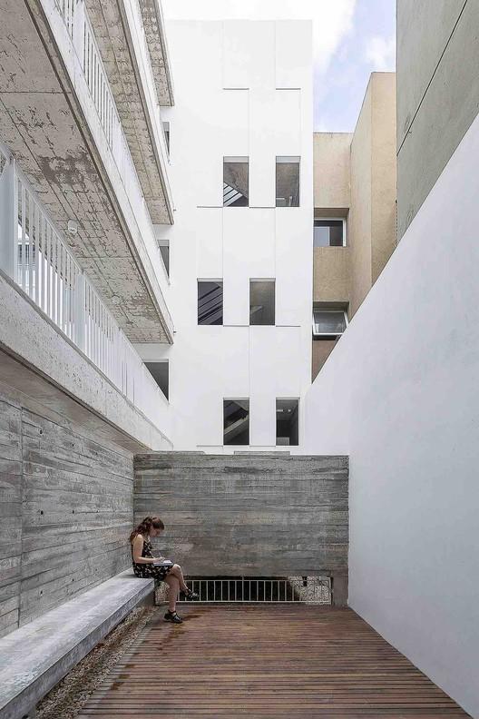 Edificio JN2678  / Estudio Cubero Rubio, © Ramiro Sosa