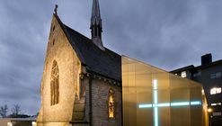 University of Winchester Winton Chapel / Design Engine Architects