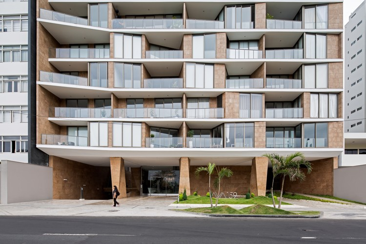 AVA Building / Marsino Arquitectura, © Nicolás Saieh