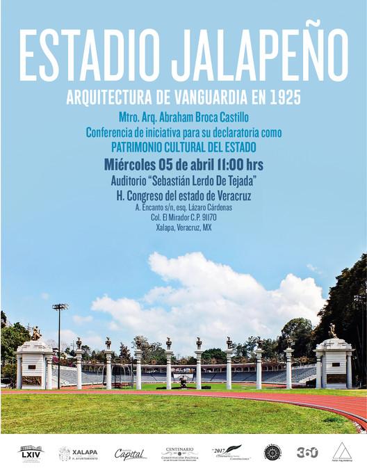 """""""Estadio Jalapeño, Arquitectura de Vanguardia en 1925""""  Iniciativa para su declaratoria como Patrimonio Cultural del Estado de Veracruz"""