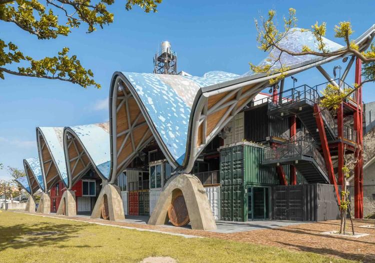 Galería aborigen Taitung / Bio-architecture Formosana, © Lucas K. Doolan