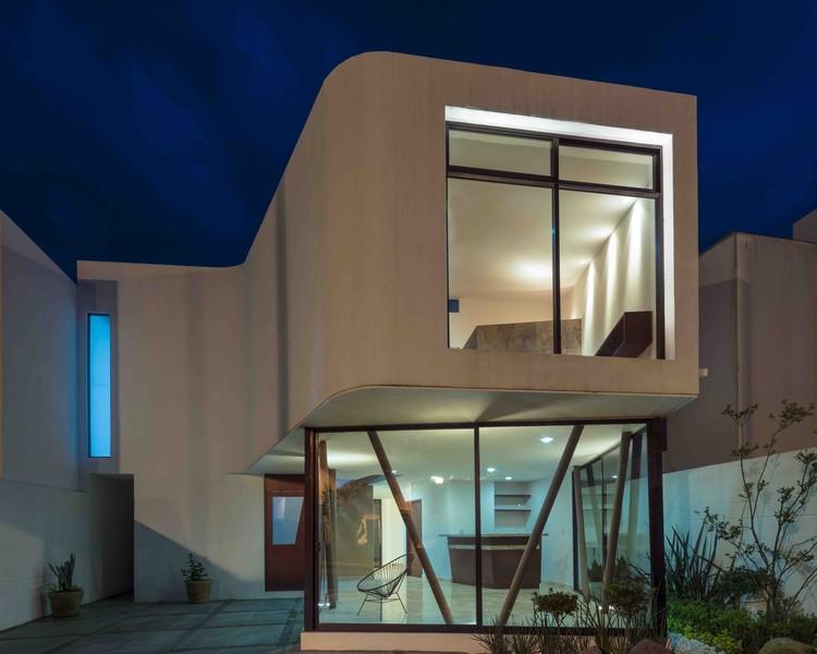 Casa Z3  / SG-Arquitectos, © Luis Gordoa