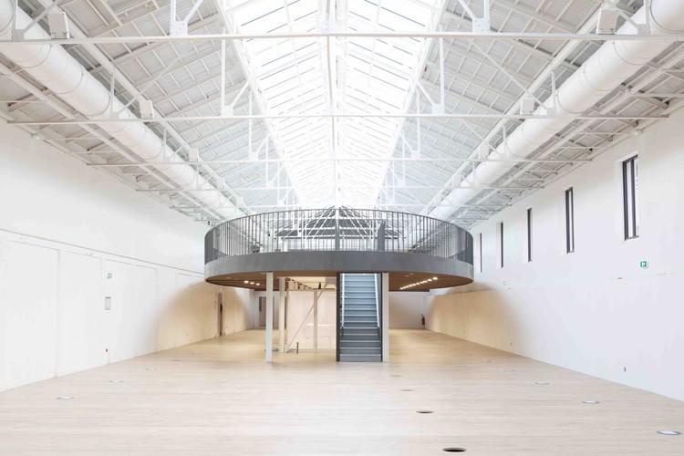 La Cartoucherie / h2o architectes, © Julien Attard