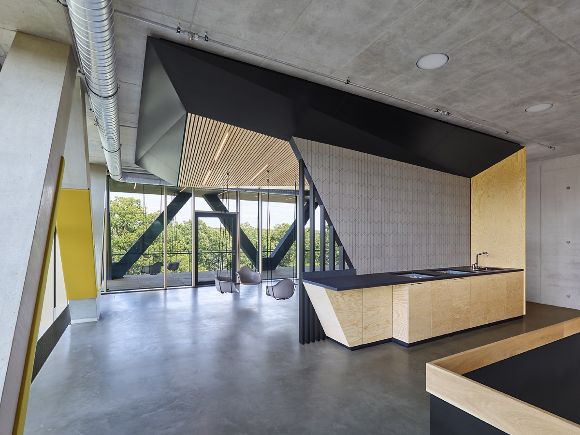 gallery of innovation center 2 0 scope architekten 15. Black Bedroom Furniture Sets. Home Design Ideas
