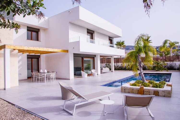 Passive House Villa Moraira  / Dicam Passive House    &   Amalur Arquitectos, © Nicolás Pradal