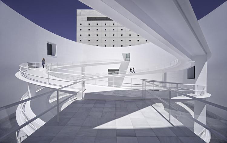 El sobrio lujo de Alberto Campo Baeza, Museo de la Memoria de Andalucía. Image © Javier Callejas Sevilla