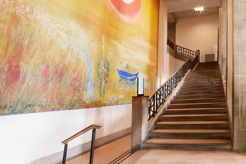 Museum Of Modern Art Philadelphia