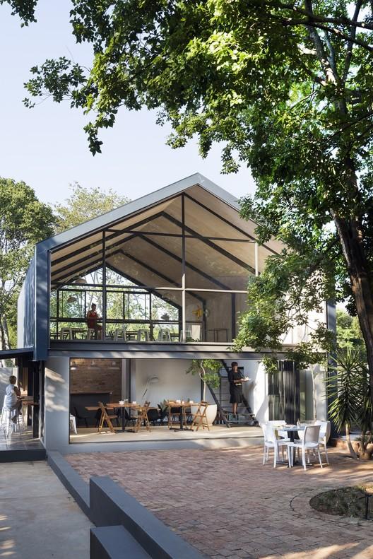Create Café  / Nadine Engelbrecht Architect, © Marsel Roothman Photography