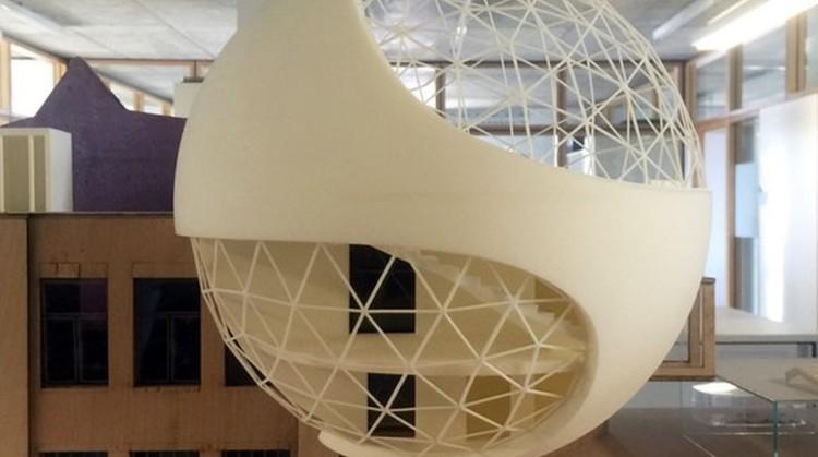 Uno de los diseños finales de Oscar Niemeyer será completado en forma póstuma en Alemania