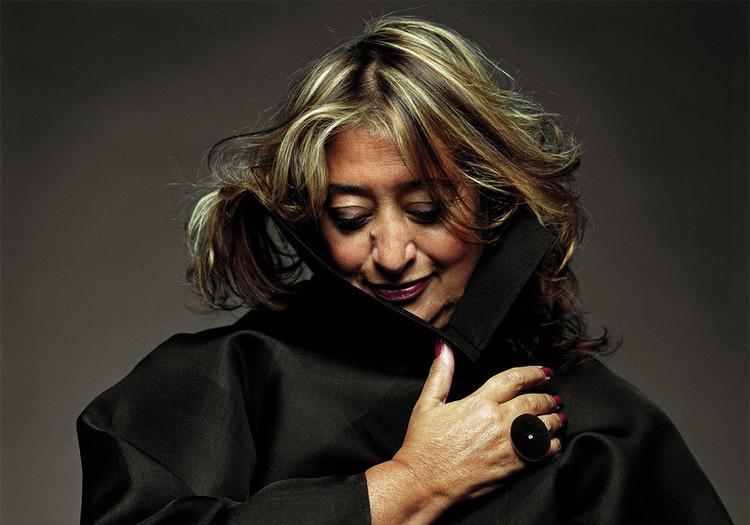Zaha Hadid: la producción conceptual del paisaje, © Steve Double