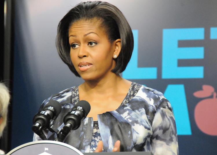 AIA confirma palestra de Michelle Obama em sua convenção anual, © Flickr de usdagov. Licença CC BY-ND 2.0