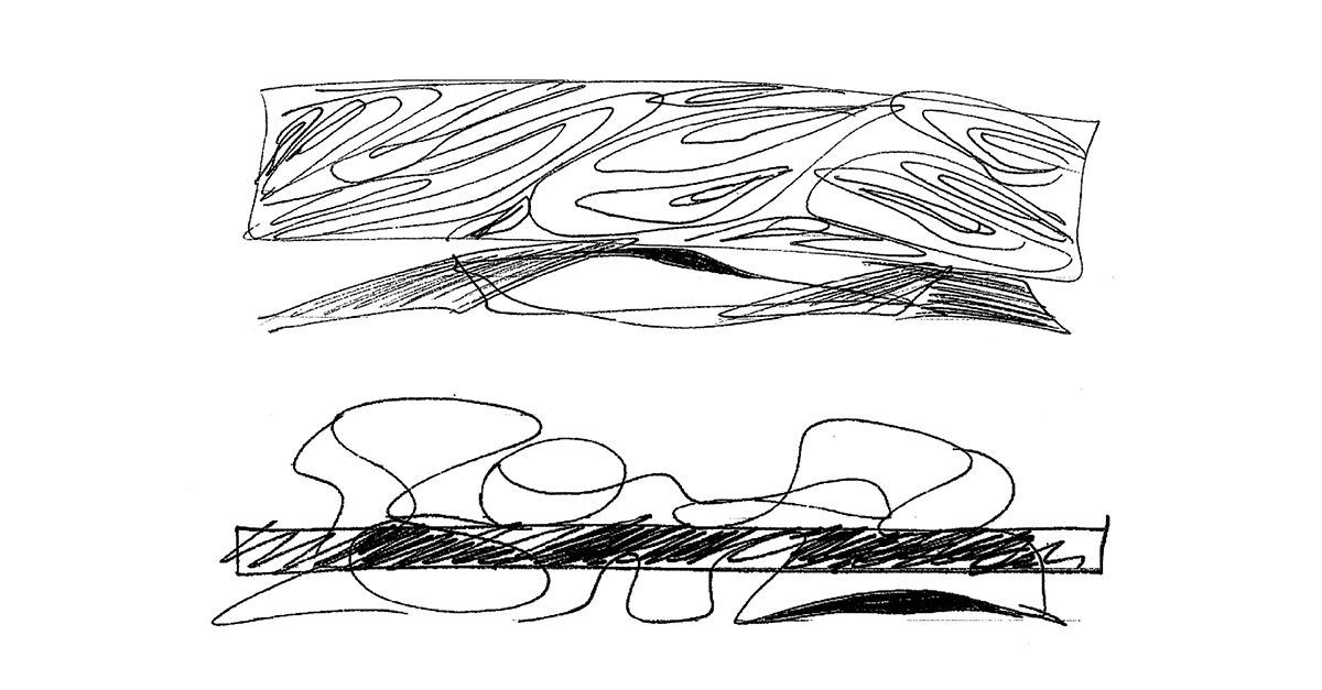 The Creative Energy Of Zaha S Sketches Archdaily