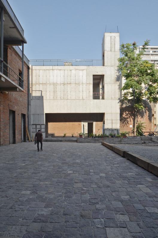 Nuevos espacios para Arte temporal en construcciones Patrimoniales, Cortesía de Arquitectos