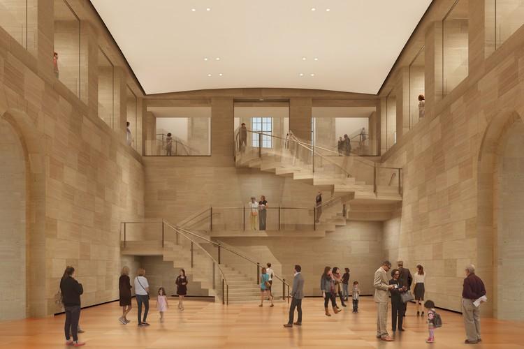 Frank Gehry inicia remodelación del Museo de Artes de Filadelfia, Cortesía de Museo de Arte de Filadelfia