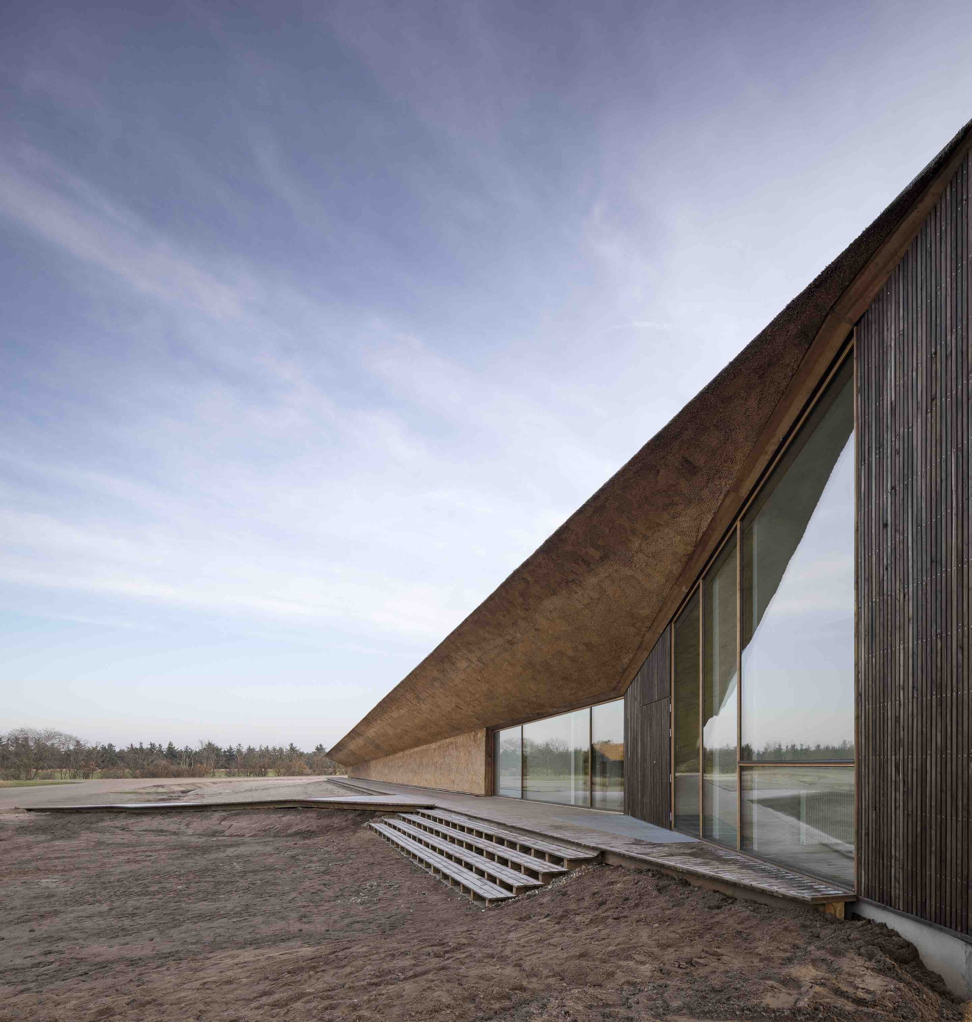 Wadden Sea Centre Dorte Mandrup A S Archdaily