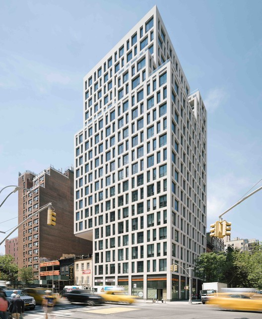 160 East 22nd Street S9 Architecture
