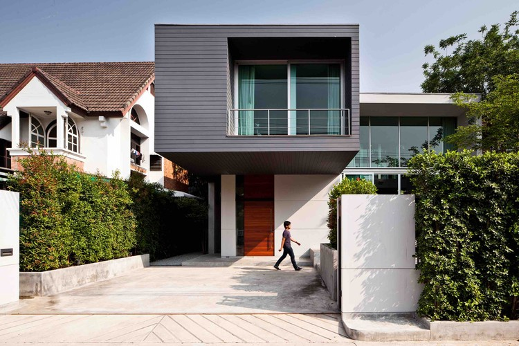 Casa demoH / Lynk Architect, © Ketsiree Wongwan