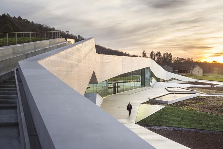 Lascaux IV / Snøhetta + Duncan Lewis Scape Architecture, © Boegly + Grazia photographers