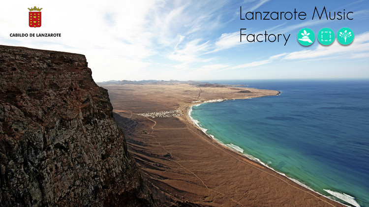 Convocatoria 'Lanzarote Music Factory'