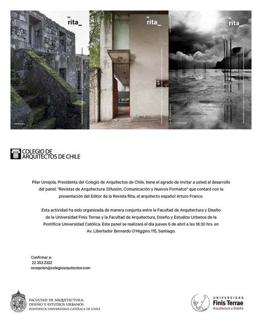 Panel 'Revistas de Arquitectura: difusión, comunicación y nuevos formatos'