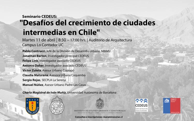 Los desafíos del crecimiento de las ciudades intermedias en Chile: diagnósticos y experiencias en planificación