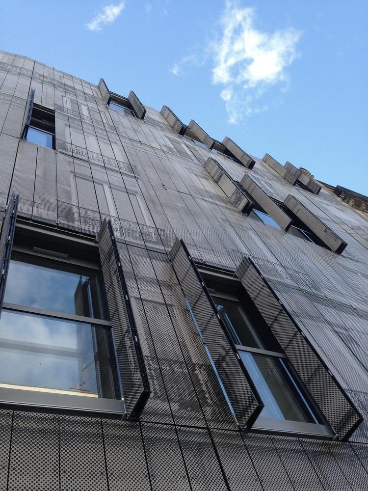 Galeria de Pavimentos Haussmann / Chartier-Corbasson architects - 11