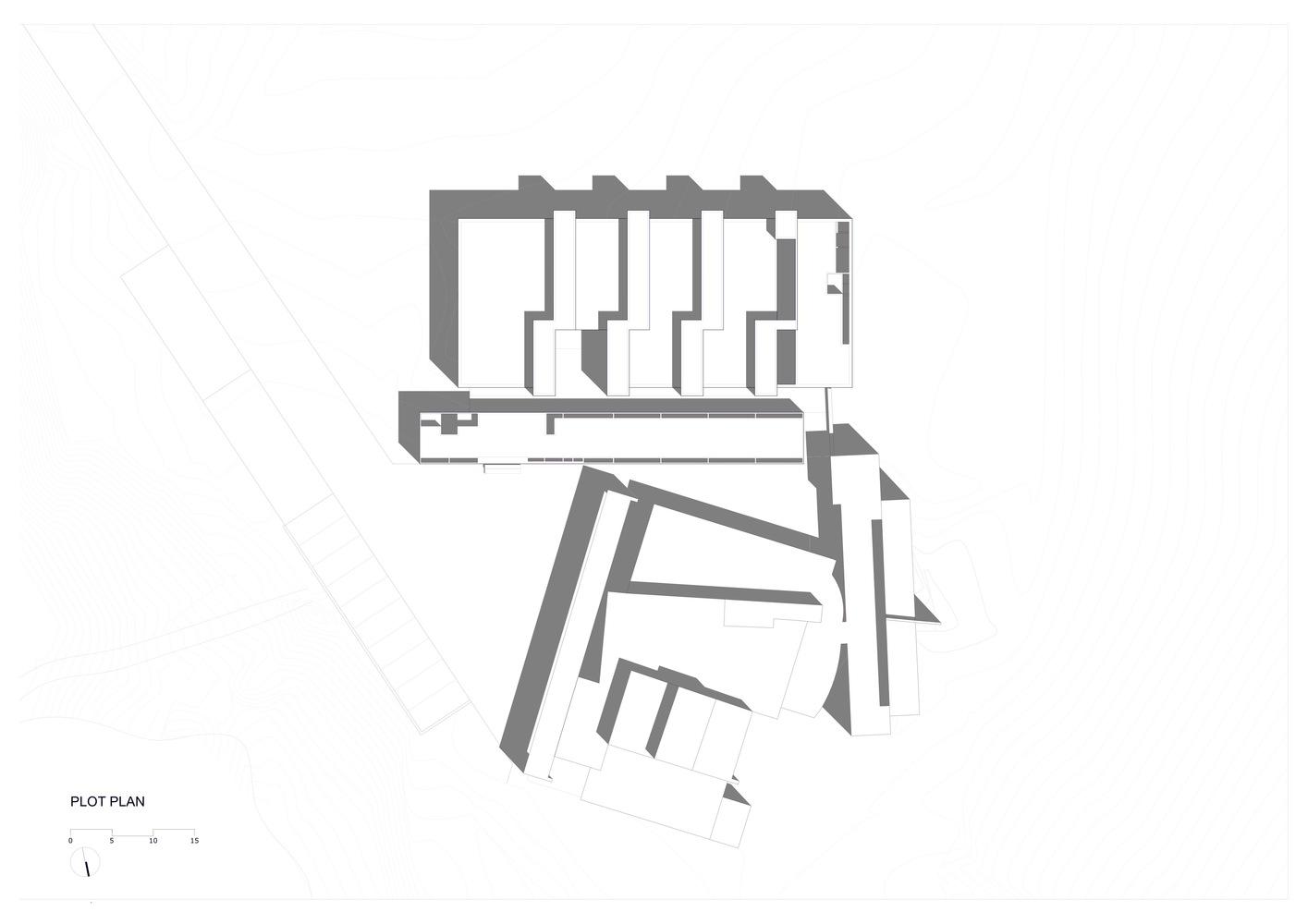 Gallery of Site Museum of Paracas Culture Barclay Crousse 27 – Site Plot Plan
