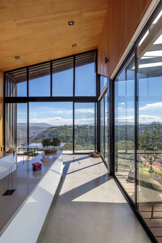 Galer a de casa las pe as c3v arquitectura 20 for Casa de los azulejos arquitectura