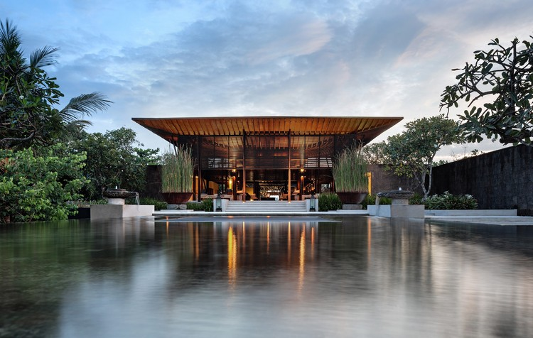 "Soo Chan: ""Architecture is About Preserving a Way of Life, Not Simply Introducing a New Formal Language"", Soori Bali, Indonesia, 2005. Image Courtesy of SCDA Architects"
