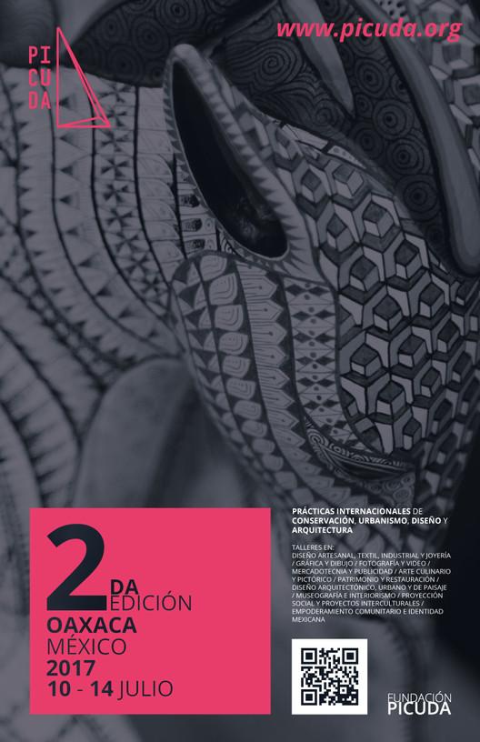 PICUDA Workshop 2017 Segunda Edición. Oax-Mex, Poster Oficial PICUDA 2017 - Fundación PICUDA