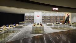 Camper Shin-Marunouchi Building / Schemata Architects