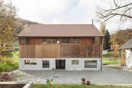 Conversion Mill Barn / Beck + Oser Architekten