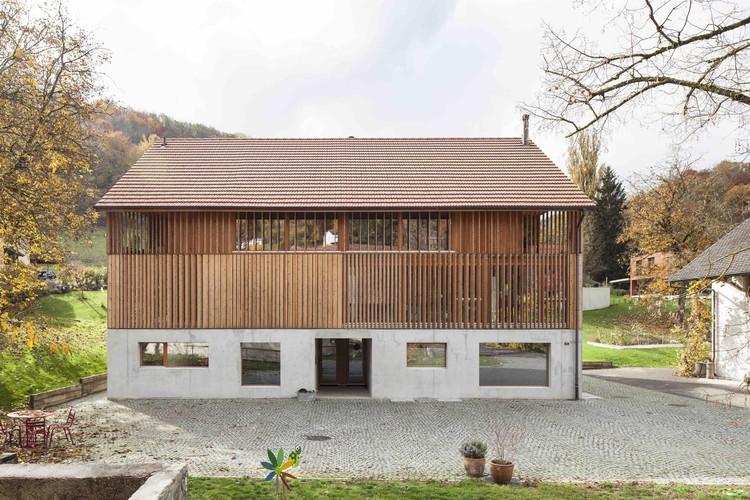 Conversión de un granero de molino / Beck + Oser Architekten, © Börje Müller