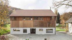 Conversión de un granero de molino / Beck + Oser Architekten