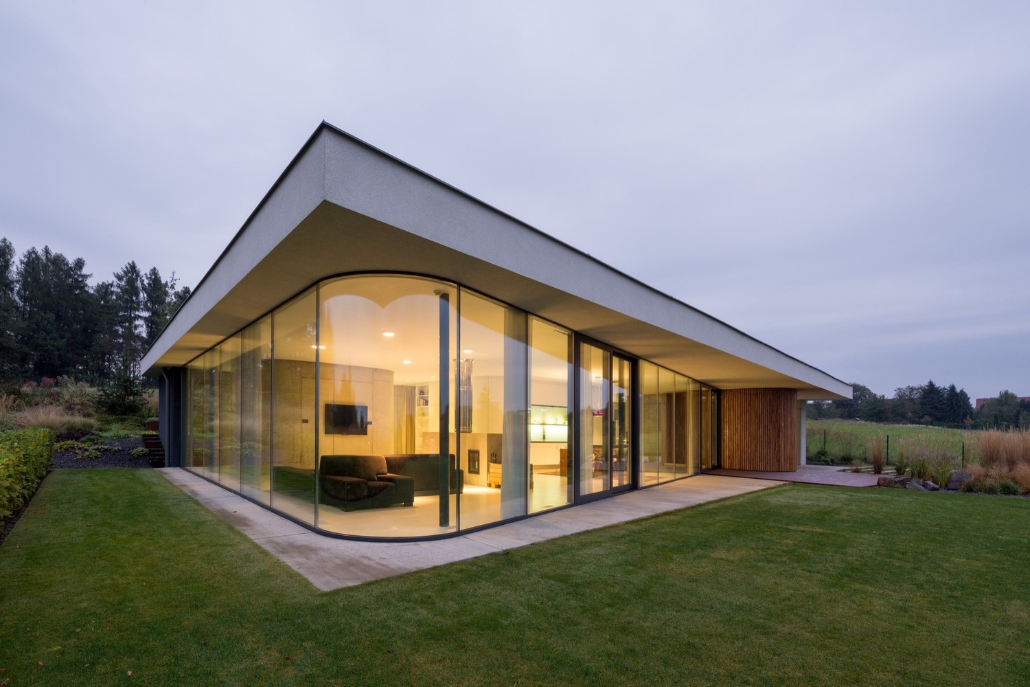 Picture Of House gallery of house near havířov / kamil mrva architects - 1