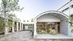 Psychopedagogical Medical Center  / Comas-Pont arquitectos