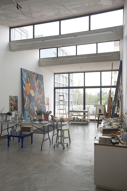 Casa Estudio-Invernadero / BBL Arquitectos, Cortesía de BBL Arquitectos