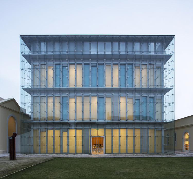 NAC - Núcleo de Arte Contemporânea do Museu do Vidro por COR Arquitectos, © atelier XYZ