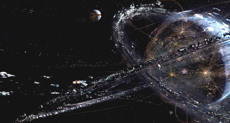 """Cine y Arquitectura: """"Jupiter Ascending"""" (2015), Cortesía de Warner Bros. Pictures"""
